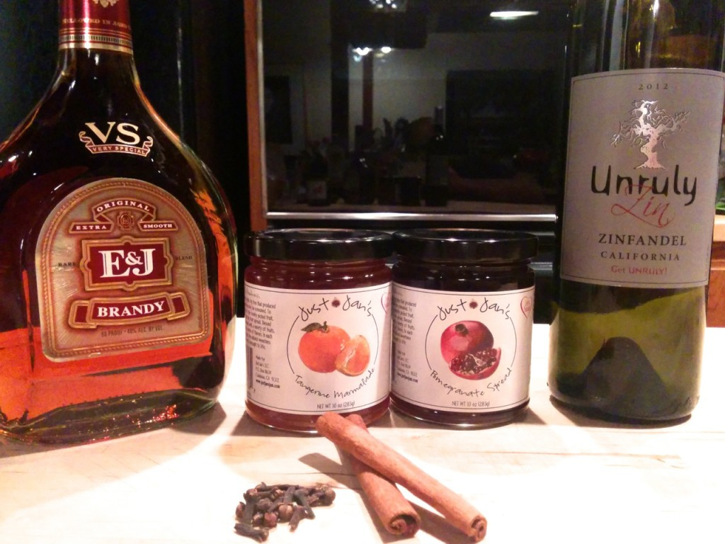 mulled wine by just jan's fruit spreads